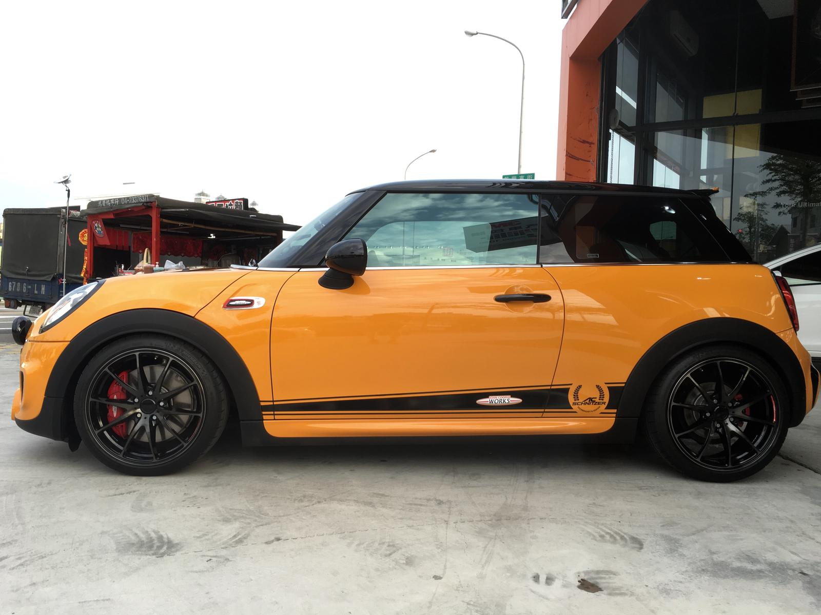 Volcanic Orange Jcw Page 2 2015 Mini Cooper Forum