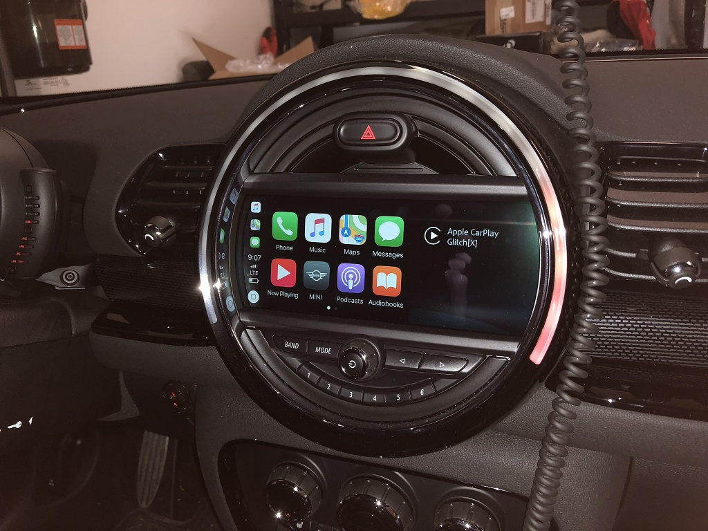 Code Apple Car Play | Mini Cooper Forum