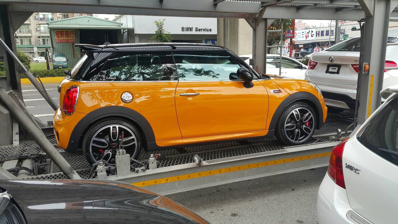Volcanic Orange Jcw 2015 Mini Cooper Forum