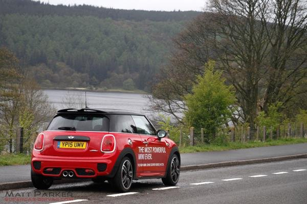 Showcase cover image for Jon_JCW's 2015 Mini John Cooper Works