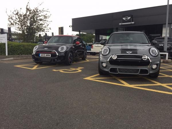 Showcase cover image for M14's 2015 Mini Challenge 210 JCW