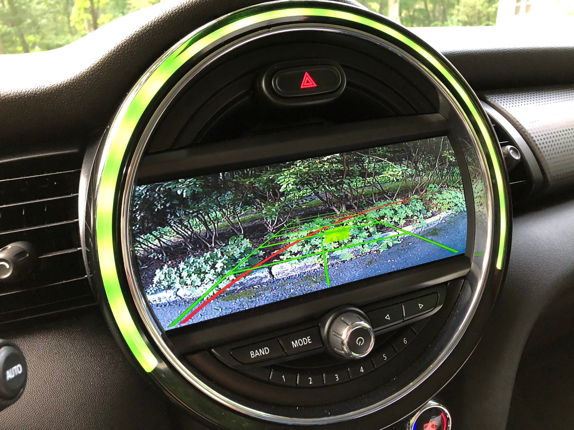 BimmerTech MMI rear view backup camera retrofit for 2015