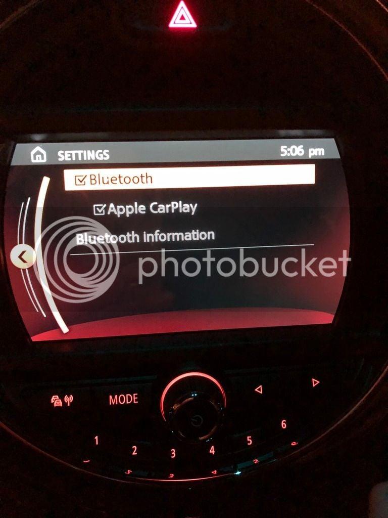 Apple CarPlay (UK) for Dummies please | Mini Cooper Forum