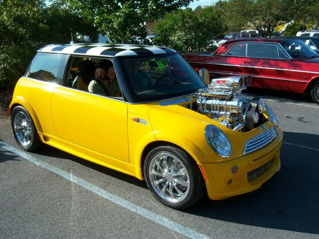 F56: Under the Bonnet | Mini Cooper Forum