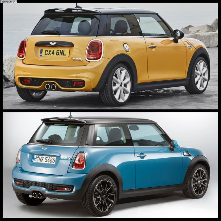 f56 mini cooper s vs r56 mini cooper s 2015 mini cooper forum. Black Bedroom Furniture Sets. Home Design Ideas