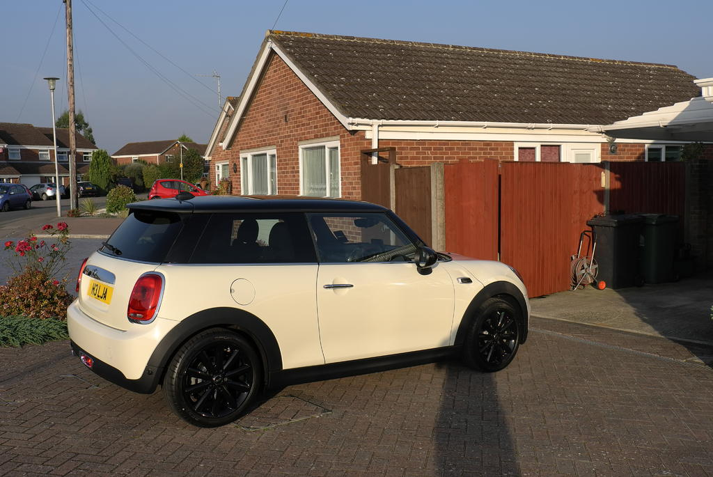 2015 Mini Cooper Forum Olliesgrandads Album Pepper White Cooper